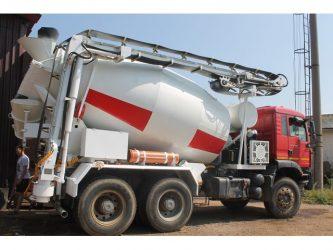 Заказать бетон миксером с бетононасосом купить бетон усинск