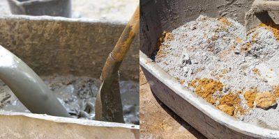 Какой цемент лучше для фундамента дома?