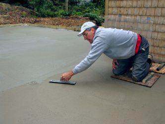 бетон железить