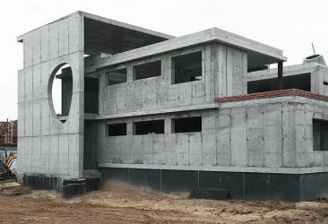 Строительство из бетона бетон купить с доставкой ростов