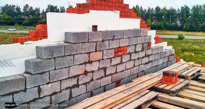 Дом в пол блока керамзитобетона смеси бетонные готовые к употреблению