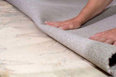 подложка под ковролин на бетон купить в