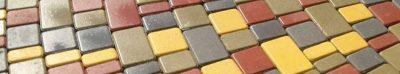 Красящий пигмент для тротуарной плитки