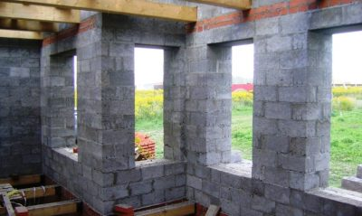 Дом в пол блока керамзитобетона дом из керамзитобетона сколько стоит построить