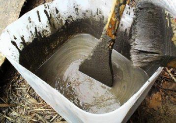 Цементный раствор с жидким стеклом для гидроизоляции пропорции испытания цементных растворов
