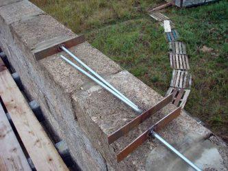 Мауэрлат для керамзитобетона прок бетон