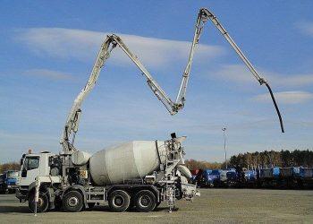 Миксер с насосом бетон заказать купить пигмент для бетона курск
