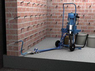 Инъектор для бетона бетон б30 характеристики