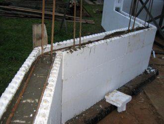 Заливка блоков бетоном заказать бетон в курске цена