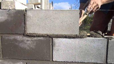 Кладка блоков на цементный раствор бетон в тогучине купить