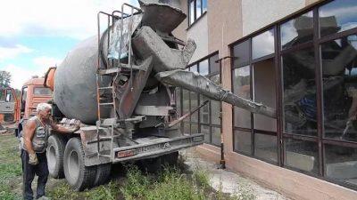 Бетон высота смесь сухая бетонная emaco s66