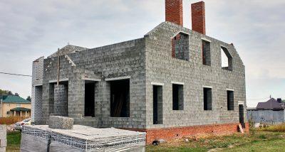 Дома из керамзитобетона в пол блока эмаль бетон