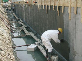 Виды обмазочной гидроизоляции для бетона москва цемент оптом