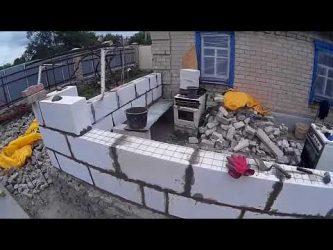 Клей и цементный раствор газобетон состав бетона пропорции
