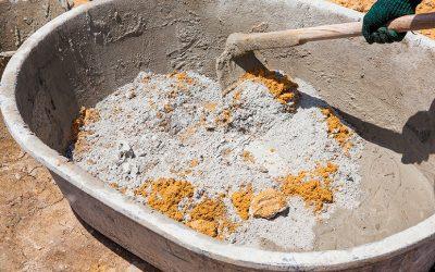 Бетонные смеси в домашних условиях мрамора бетона