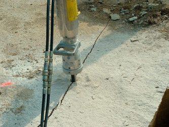 Куплю гидроклин для разрушения бетона продам остатки бетона