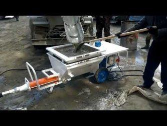 Подача строительных растворов заказать бетон спб