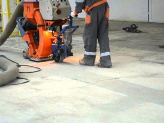 Дробеструйная бетон напыление фибробетона