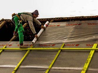 Как правильно постелить гидроизоляцию на крышу?