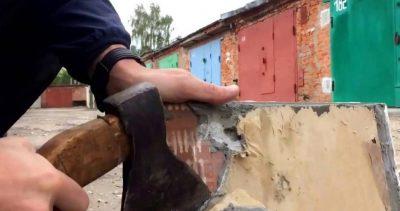 Чем очистить старый цементный раствор керамзитобетон пропорции для пола на 1 м3